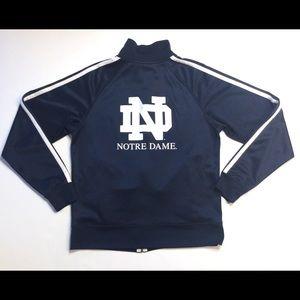 Champion Vintage Notre Dame Full Zip Jacke…